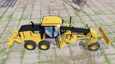 Caterpillar 140M pour Farming Simulator 2017