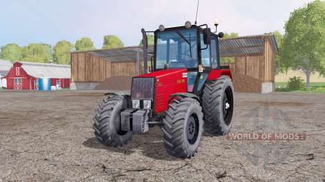 MTZ 892 Belarus für Farming Simulator 2015