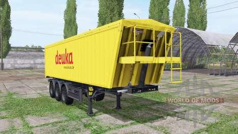 MENCI SA 850 R pour Farming Simulator 2017