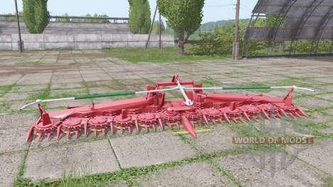 Kemper 390 Plus pour Farming Simulator 2017