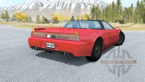 Ibishu SP-95 pour BeamNG Drive