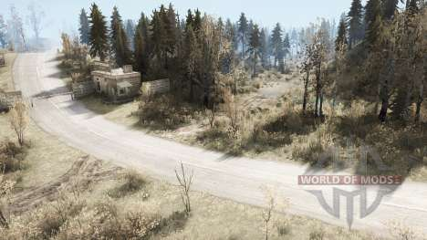 Croix pour Spintires MudRunner