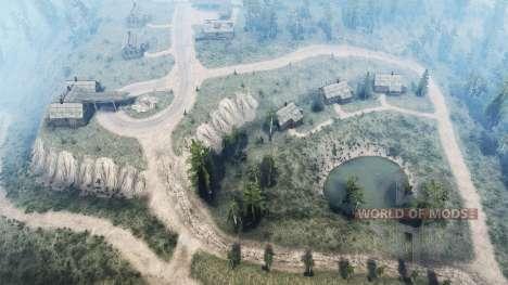 Sentul Highlands für Spintires MudRunner