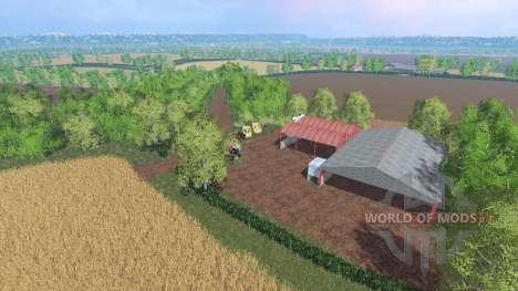 Bowden Farm pour Farming Simulator 2015