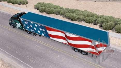 USA Trailer pour American Truck Simulator