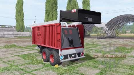 Fliegl ASW 271 ALU-TEC pour Farming Simulator 2017