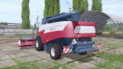 Akros 585 pour Farming Simulator 2017