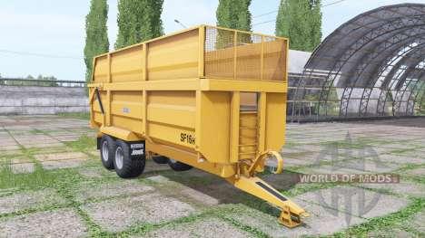 Richard Western SF16HS pour Farming Simulator 2017