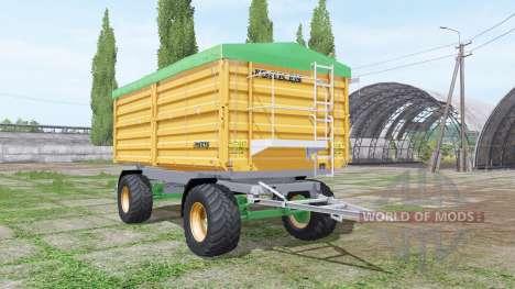 JOSKIN Tetra-CAP 5025-19DR160 pour Farming Simulator 2017