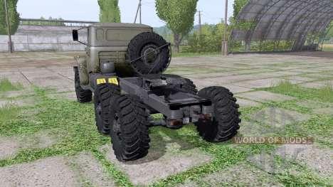 Ural 4420 1980 für Farming Simulator 2017