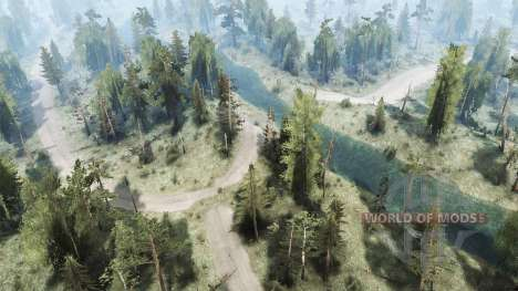 X66 17 pour Spintires MudRunner