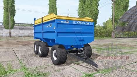 CAMH-12000 für Farming Simulator 2017