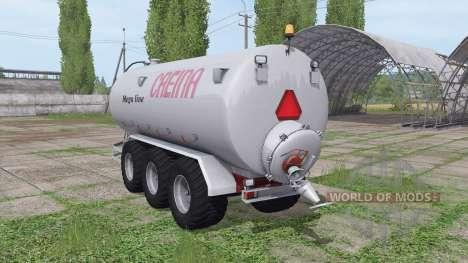 Creina CVC 25000 TRI für Farming Simulator 2017