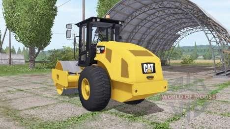 Caterpillar CS56B für Farming Simulator 2017