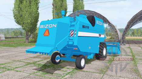 Bizon BS-5110 für Farming Simulator 2017