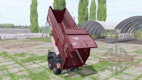 Krampe Big Body 790 für Farming Simulator 2017