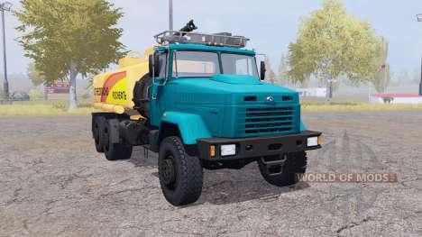 KrAZ 6322 Brennbar für Farming Simulator 2013