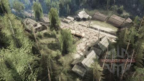 Simon Valley pour Spintires MudRunner