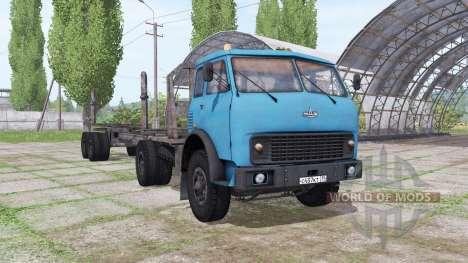 MAZ 509А 1978 für Farming Simulator 2017