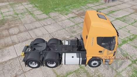 Iveco Stralis Hi-Way 560 2013 pour Farming Simulator 2017