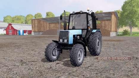 Belarus MTZ 1025 v1.3 pour Farming Simulator 2015