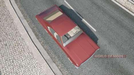 Chevrolet Opala 1975 für Euro Truck Simulator 2