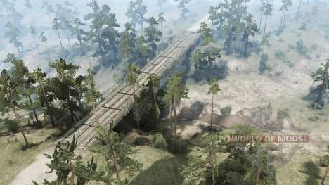 Into The Wild pour Spintires MudRunner