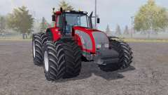 Valtra T162 twin wheels für Farming Simulator 2013
