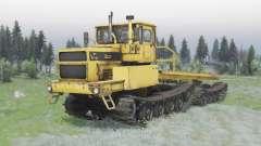 БТ361А-01 Tyumen pour Spin Tires