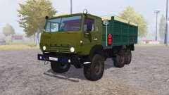 KamAZ 4310 off-road-v2.0 für Farming Simulator 2013