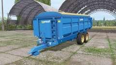 Harry West 12t grain v1.1.1 pour Farming Simulator 2017