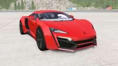 W Motors Lykan HyperSport 2014 für BeamNG Drive