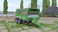 BERGMANN TSW 4190 S v1.2 für Farming Simulator 2017
