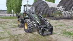 JCB 435S paintable für Farming Simulator 2017
