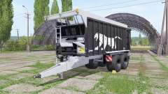 Fliegl ASW 271 Black Panther v1.4 pour Farming Simulator 2017