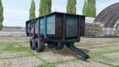 PST 9 v1.1 pour Farming Simulator 2017