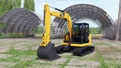 Caterpillar 307E2 für Farming Simulator 2017