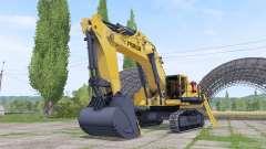 Caterpillar 6015B v1.1 für Farming Simulator 2017