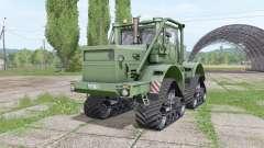 Kirovets K 700a variateur électronique QuadTrac v2.2 pour Farming Simulator 2017