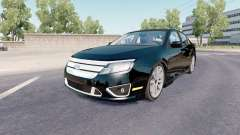 Ford Fusion Sport (CD338) 2009