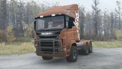 Scania R730 pour MudRunner
