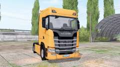 Scania S 580 Highline 2016 pour Farming Simulator 2017