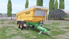 JOSKIN Trans-Space 7000-23BC150 für Farming Simulator 2017