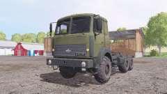 MAZ 6425Х5-410-000 pour Farming Simulator 2015