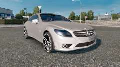 Mercedes-Benz CL 65 AMG (C216) 2007