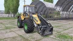JCB 435S edit Homi für Farming Simulator 2017