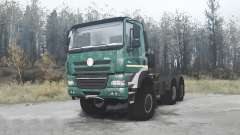 Tatra Phoenix T158 agro für MudRunner