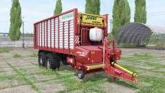 POTTINGER JUMBO 6610 combiline v1.1 pour Farming Simulator 2017
