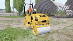 Caterpillar CB32 für Farming Simulator 2017