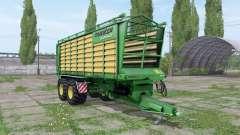 JOSKIN Silospace 22-45 v1.1.2.3 pour Farming Simulator 2017